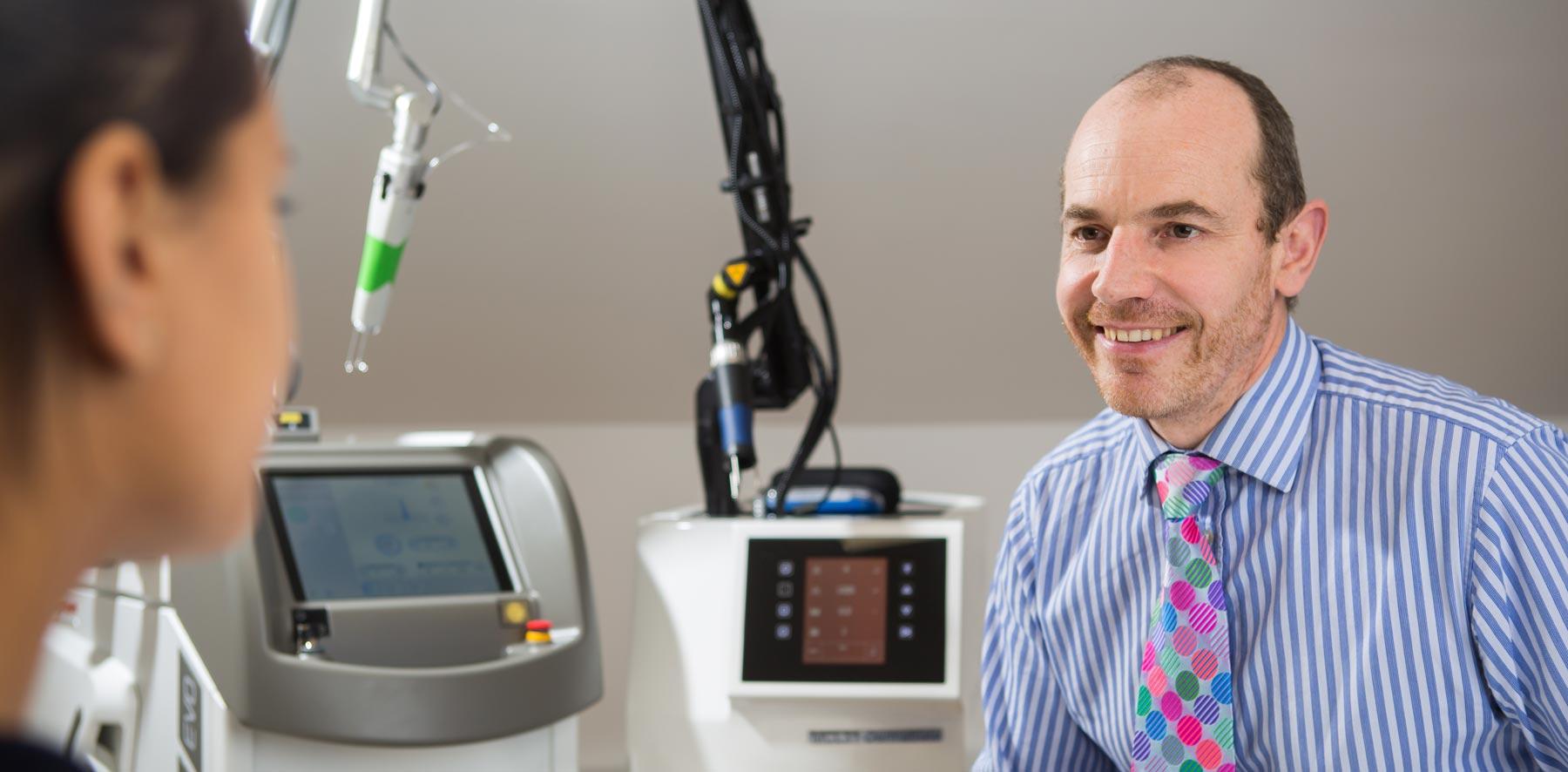 Dr Nathan Holt - Cambridge Laser Clinic